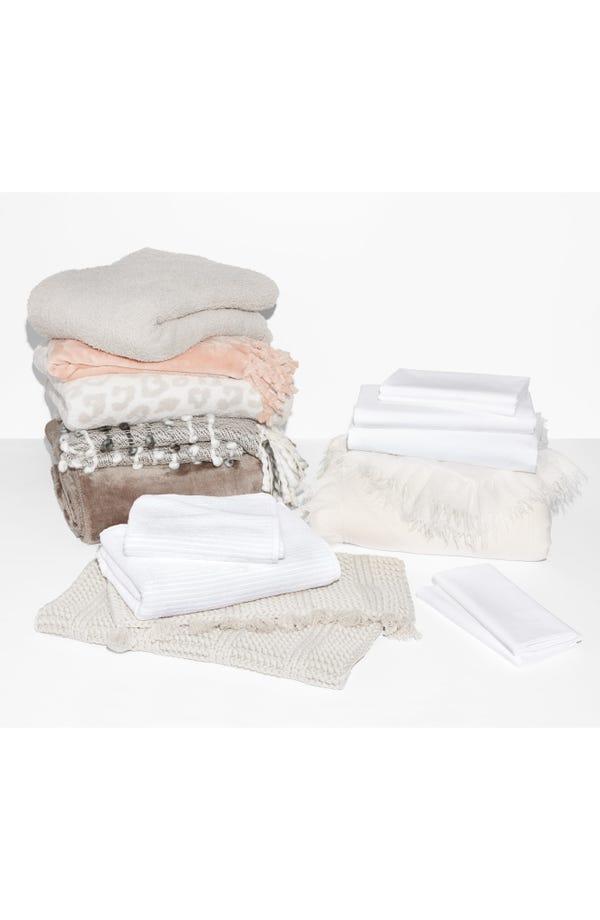 200 Thread Count Cotton Percale Sheet Set