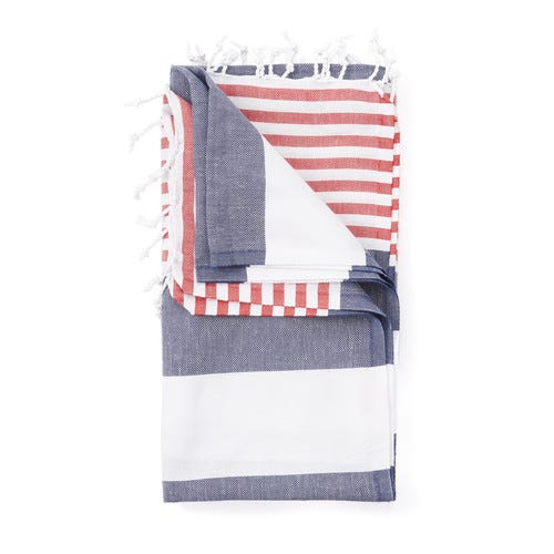 Mediterranean Turkish Towel