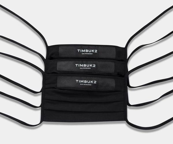 Timbuk2 Reusable Face Mask 3-Pack