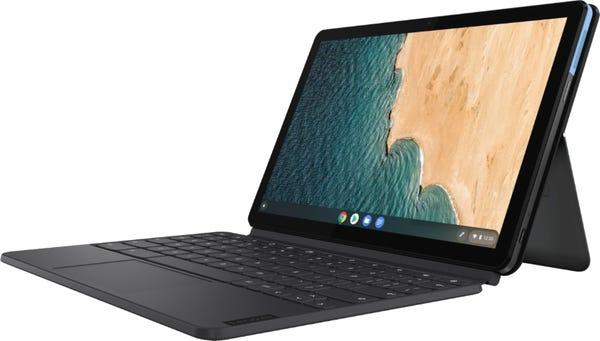 """Lenovo - Chromebook Duet - 10.1"""""""