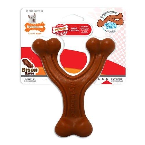Nylabone® DuraChew® Wavy Wishbone Dog Toy