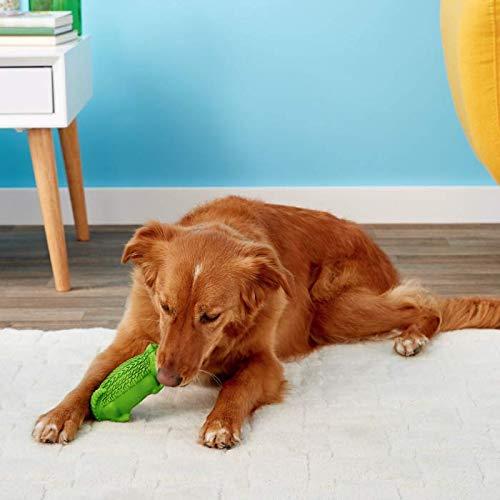 Arm & Hammer Super Treadz Gator & Gorilla Chew Toy for Dogs