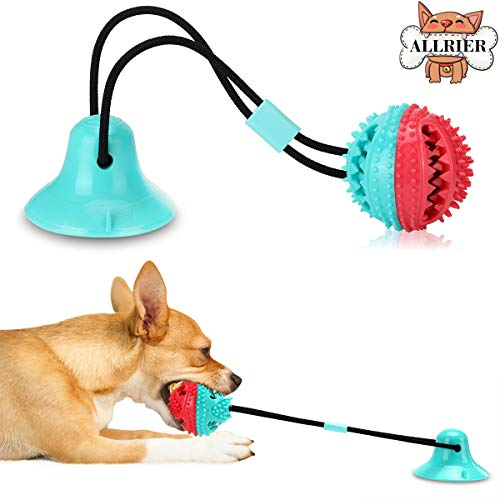 ALLRIER Dog Chew Toys for Aggressive Chewers
