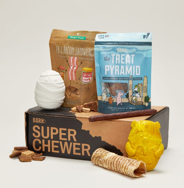 Super Chewer - Monthly Subscription Box