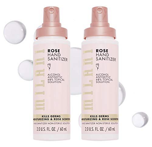 Milani Rose Hand Sanitizer Gel (2 fl oz each)