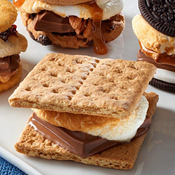 Honey Maid Graham Crackers Family Size