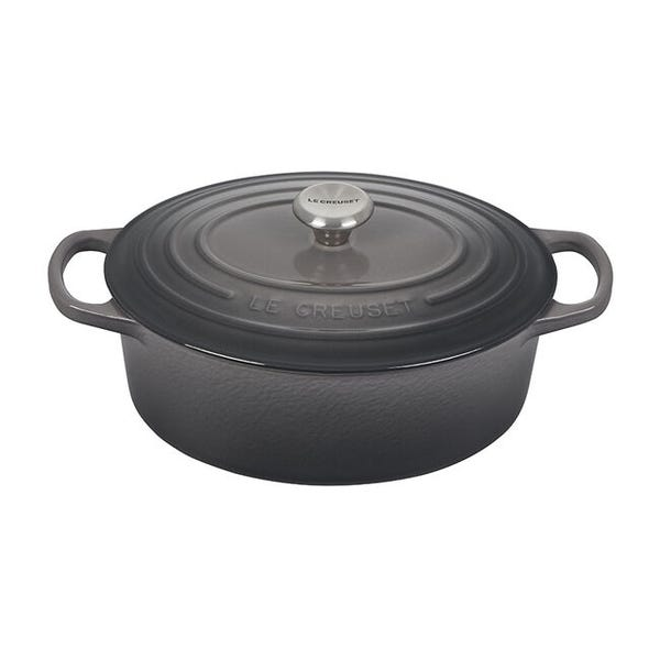 Signature Oval Dutch Oven - Factory to Table Sale