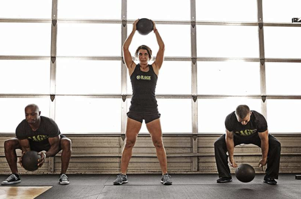 All the equipment you need to crush an at-home workout