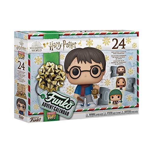 Funko Advent Calendar: 2020 Harry Potter, Multicolor