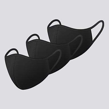 AIRism Face Mask (Pack of 3)
