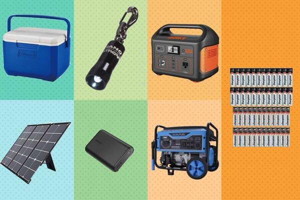 Blackout preparedness kit: What to buy if you think you'll lose power