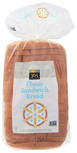 365 Everyday Value, Classic Sandwich Bread