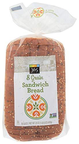 365 Everyday Value, 8 Grain Sandwich Bread