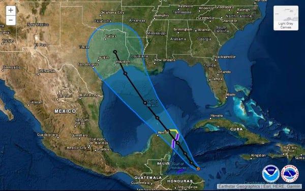 Blackout preparedness: How to prepare for tropical depression 14