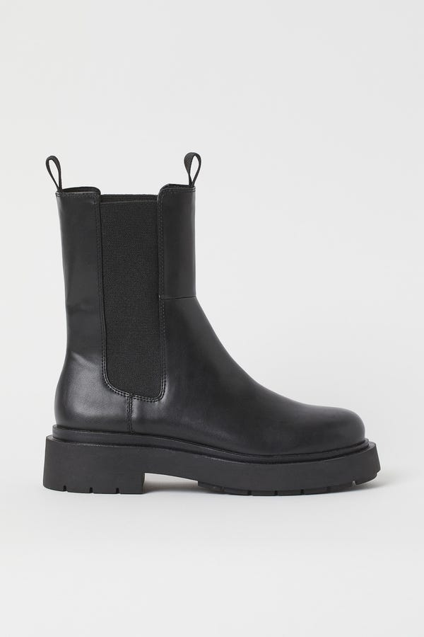 High Profile Chelsea Boots