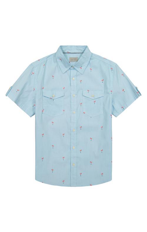 Men's Short Sleeve Shirts