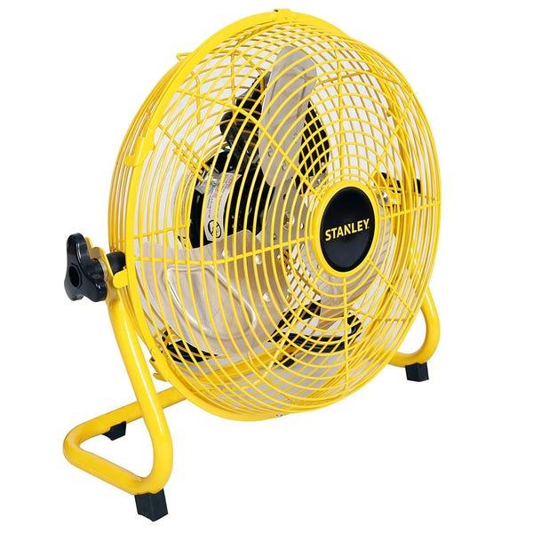 12 in. 3-Speed High Velocity Floor Fan
