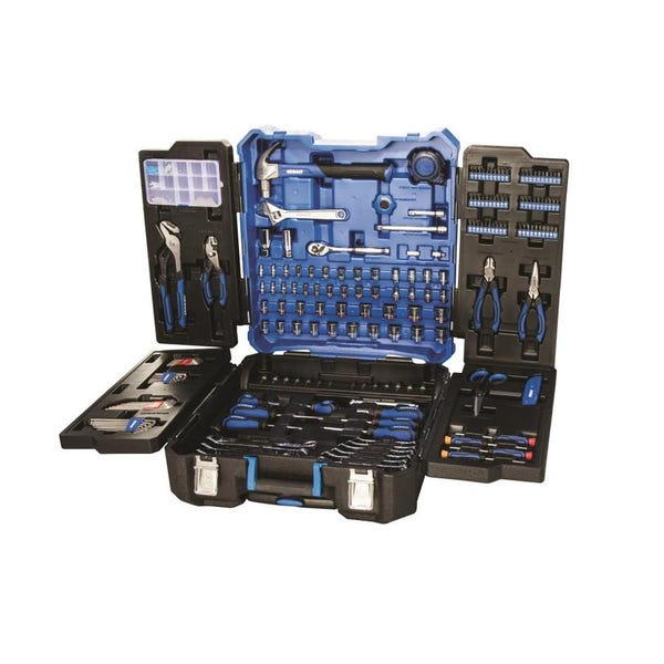 200-Piece Household Tool Set with Hard Case