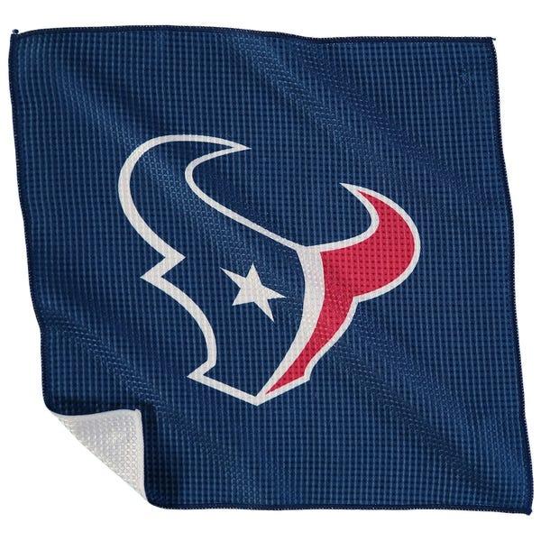 "Houston Texans 16"" x 16"" Microfiber Towel"