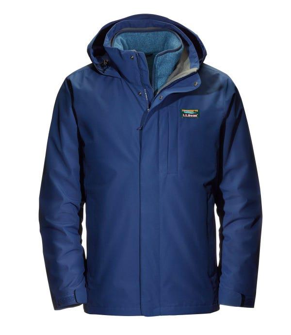 Men's Sweater Fleece 3-in-1 Jacket