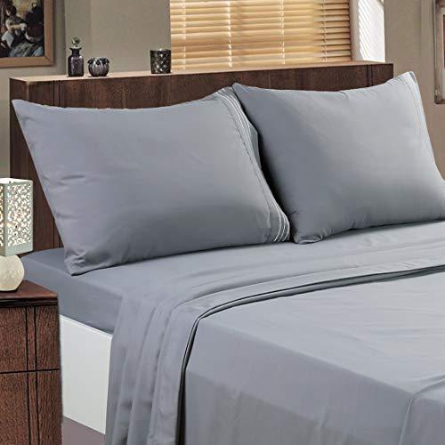 Premium 4 Piece Bed Sheet Set 1800TC