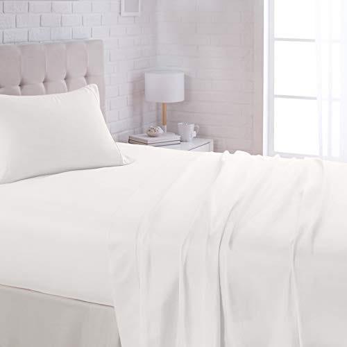 Lightweight Super Soft Easy Care Microfiber Bed Sheet Set