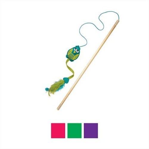 KONG Tropics Teaser Cat Toy