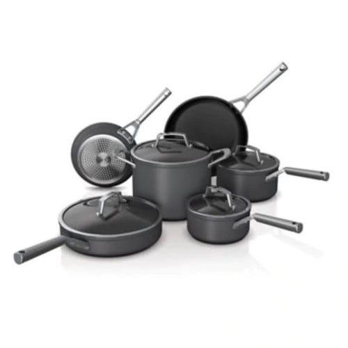 Ninja™ Foodi™ NeverStick™ Premium Hard-Anodized 10-Piece Cookware Set