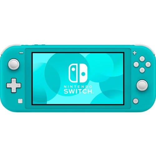 Nintendo - Switch 32GB Lite - Turquoise
