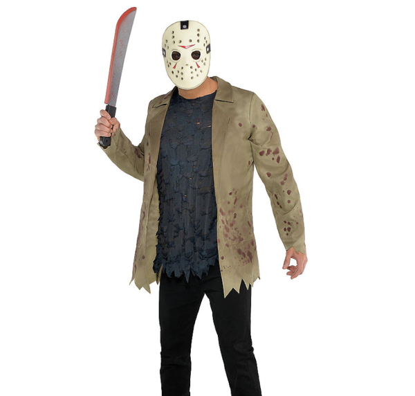 Adult Jason Voorhees Costume - Friday the 13th