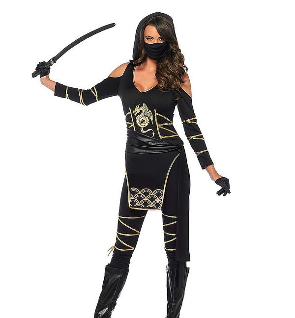 Adult Stealth Ninja Costume