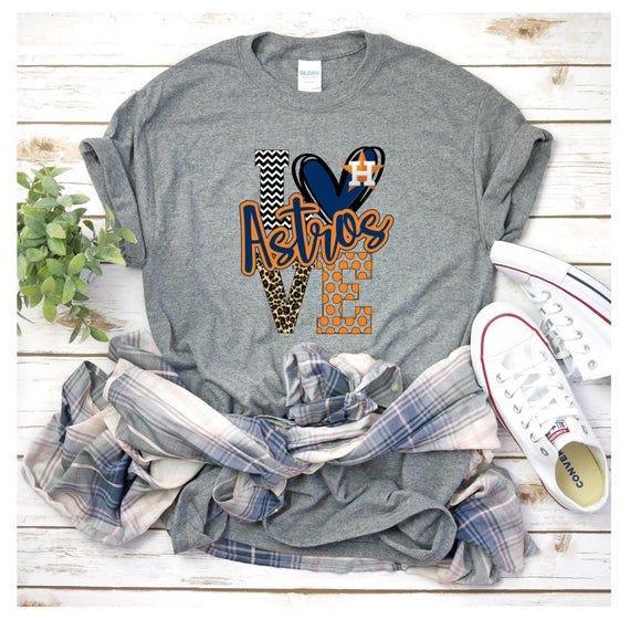 Houston Astros Inspired T Shirt
