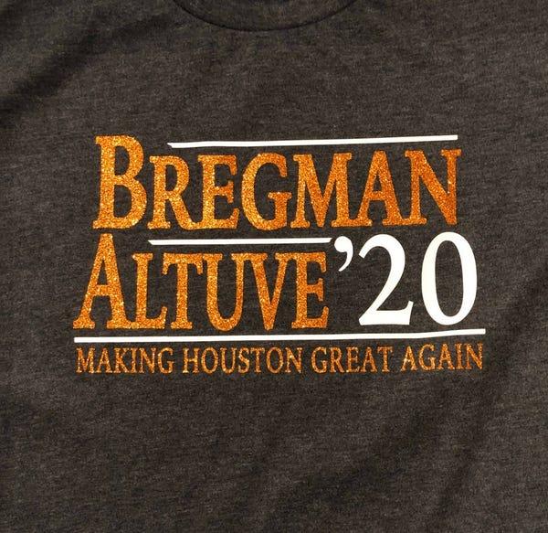 2020 Houston Astros Tee