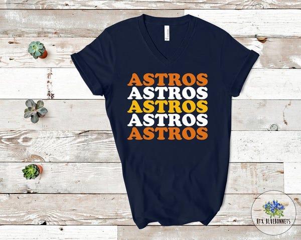 Houston Astros Unisex Shirt
