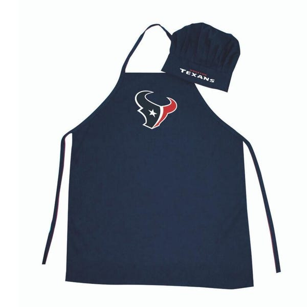 Nfl Cooking Apron And Chef Hat Set (2-Piece)