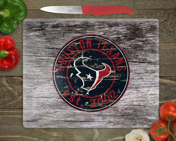 Personalized Cutting Board - Rectangle Tempered Glass