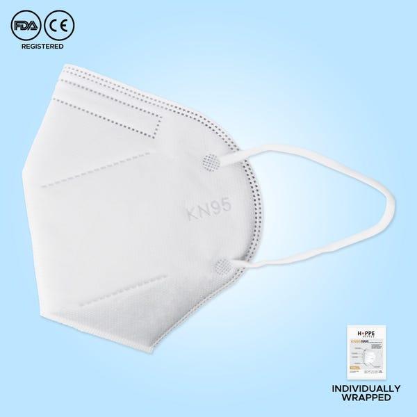 KN95 - FDA - Individually Wrapped