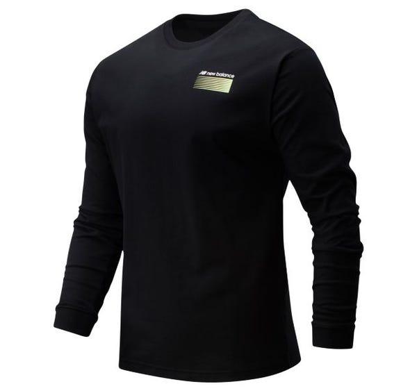 Men's Sport Style Optiks Long Sleeve Tee