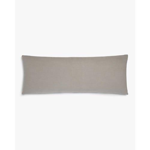 Vintage Linen Body Pillow Cover