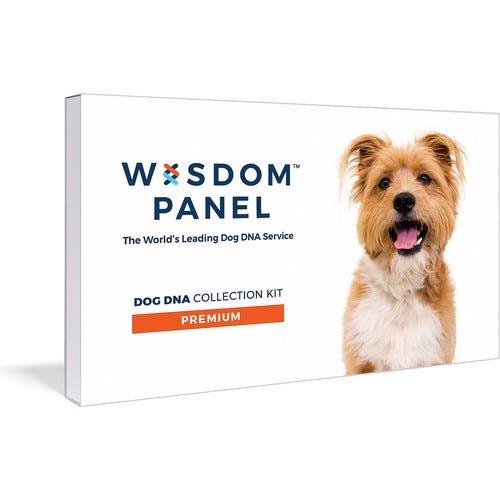Wisdom Panel Premium Dog DNA Test