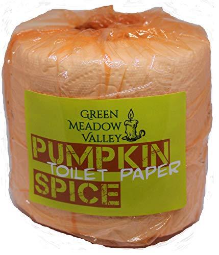 Pumpkin Spice Scented Toilet Paper
