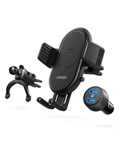 Anker Wireless Charger, PowerWave 7.5 Car Charger