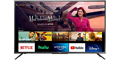 All-New Toshiba 43LF621U21 43-inch Smart 4K UHD with Dolby Vision