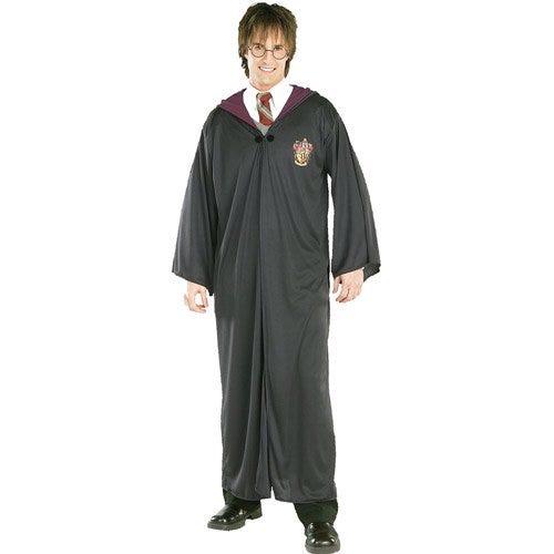Harry Potter Gryffindor Adult Robe Halloween Costume