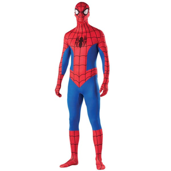 Rubies Adult Spider-Man Bodysuit Costume