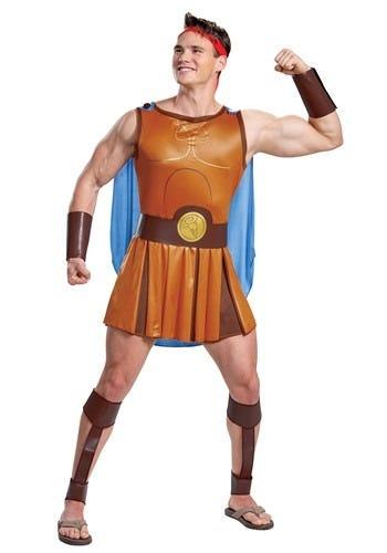 Disney Adult Hercules Costume