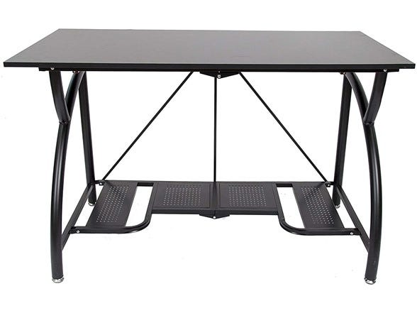 Origami Folding Computer Desk, Your Choice of Color