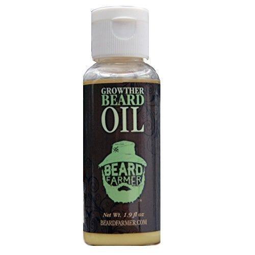OKSLO Beard Growth Stimulant Oil to Moisturizes s & Enhances Growth of Beard