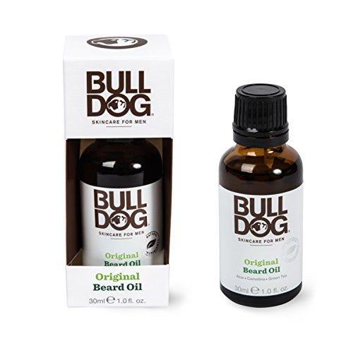 Bulldog Mens Skincare and Grooming Skincare and Grooming For Men Original Beard Oil, 1 Ounce