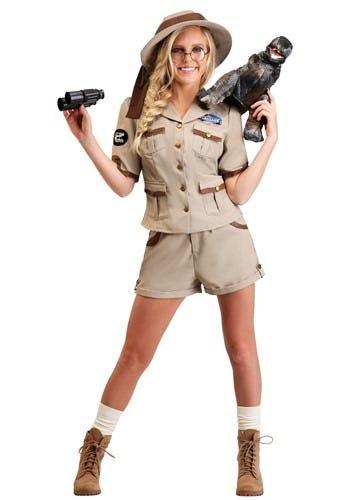 Paleontologist Women's Costume